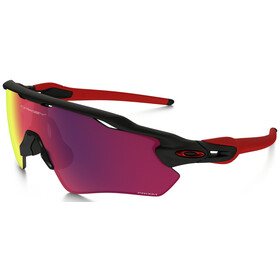 Oakley Radar EV XS Path Bike Glasses red/black